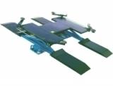 Подъемник ножничный пневматический напольный 260A(OMA535A) г/п 2,5т
