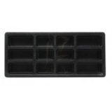 Лоток для мелочей на 9 отделений в тележку инструментальную, (385x175x40мм)